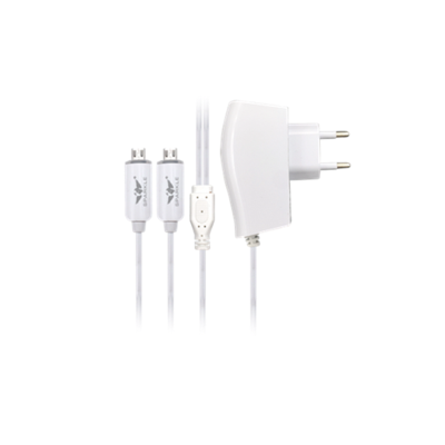 CHARGER DUAL WIRE